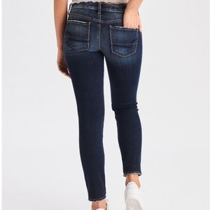 American Eagle Outfitters Skinny Jeans Blue 12S